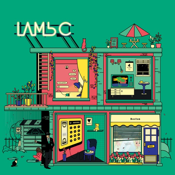 LambC – Green is the new Black – EP (ITUNES MATCH AAC M4A)
