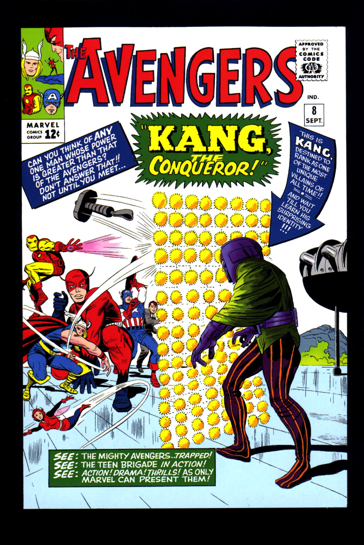 Avengers Classic 8 Page 36