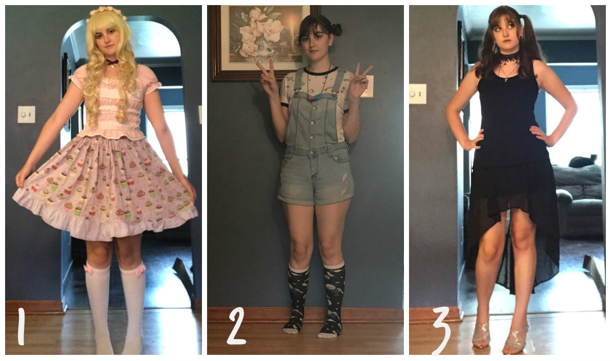 648aeb41a93 6 Different Kawaii Outfits - Kawaii Fridays
