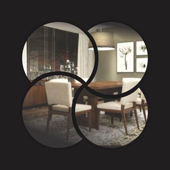decoração-espelho-sala