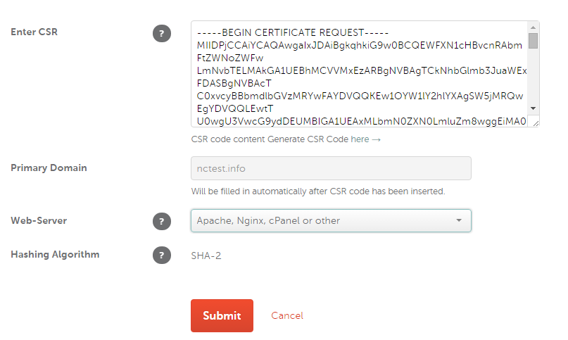 Mashpy Says How To Install Positive Ssl On Your Website Using Nginx