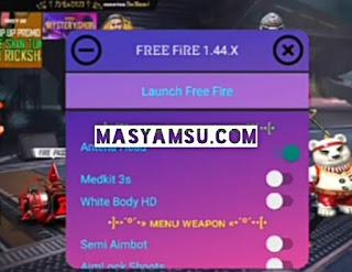 Salah satu cheat Free Fire yang mudah digunakan adalah mod menu. Nih update Mod Menu FF terbaru yang berbeda dengan mod menu lainnya 1.44.0 Unbanned 2020.