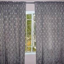Living Room Curtain, Grey