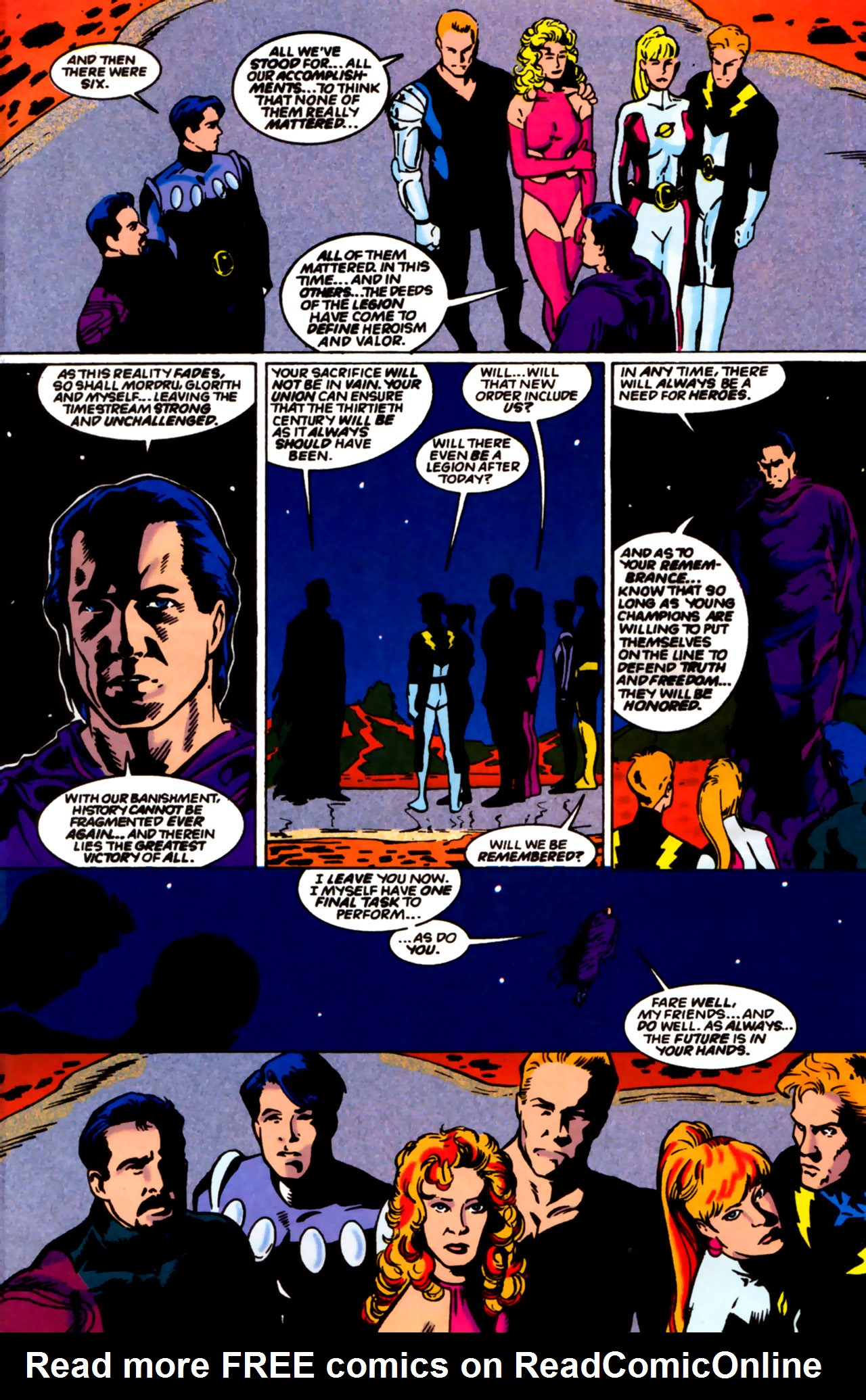Legion of Super-Heroes (1989) 61 Page 18