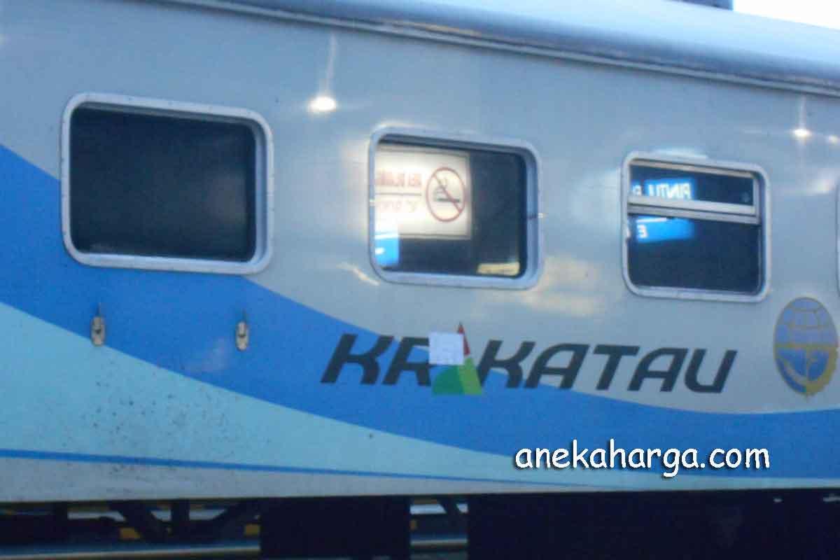 rute jadwal dan harga tiket ka krakatau aneka harga rh anekaharga com jalur kereta api krakatau 2017 rute kereta api krakatau terbaru