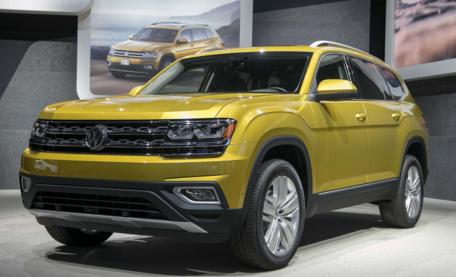 Volkswagen Teramont 2018 Release Date, Price, Specs