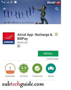 Aircel free net kaise chalaye Trick 2017