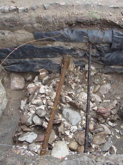 Wykopaliska archeologiczne na Ostrowie Tumskim w Poznaniu