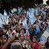 Marcha pela Vida: milhares de argentinos vão as ruas contra o aborto