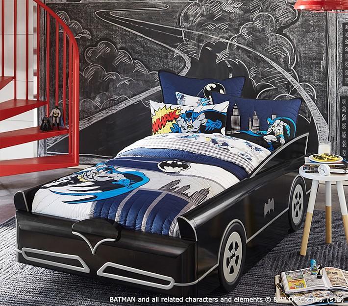 Marvelous Batmobile Bed