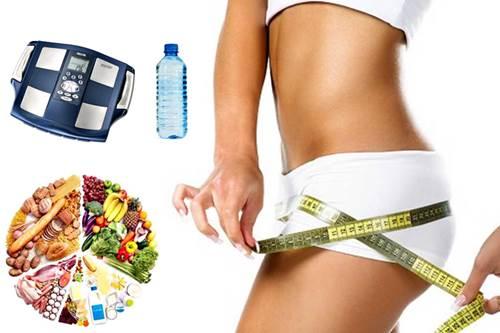Factores a tener en cuenta a la hora de querer bajar de peso de forma saludable