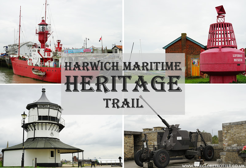 The Harwich Maritime Heritage Trail