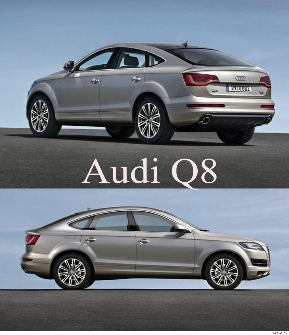 2017 Audi Q8 Pictures