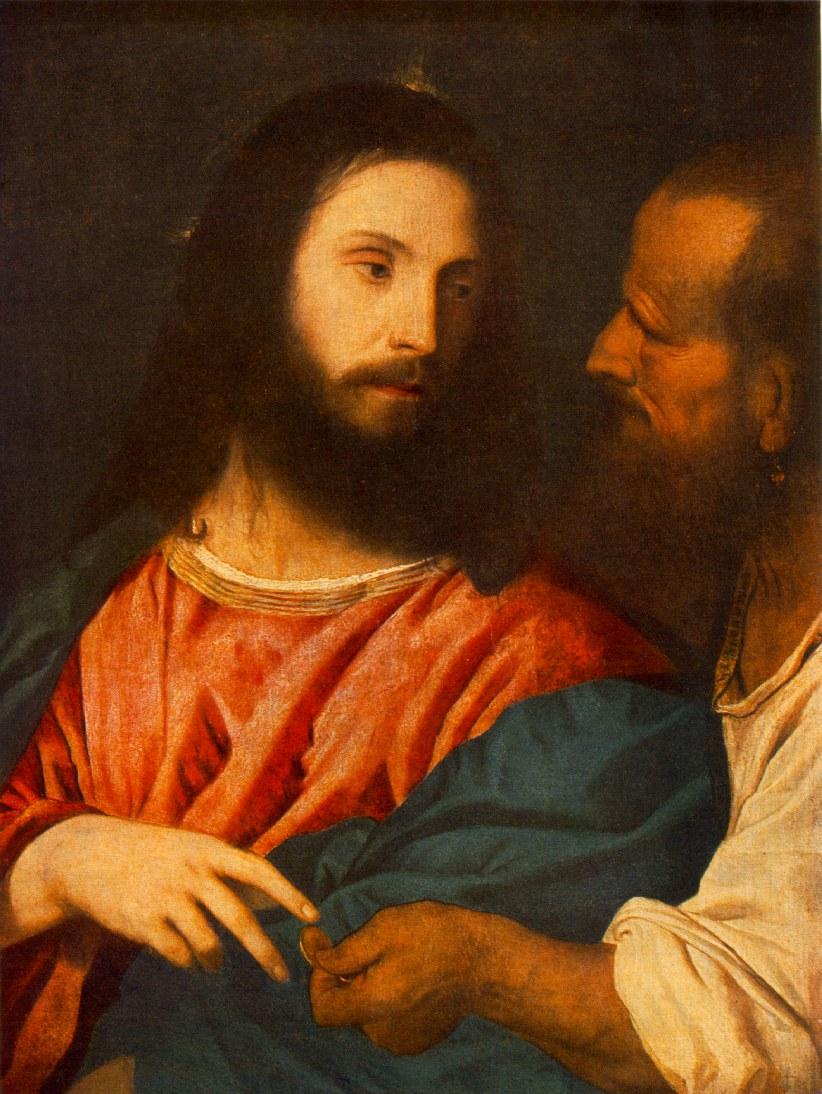 Maher Art Gallery: Titian / Italian painter & draftsman ...