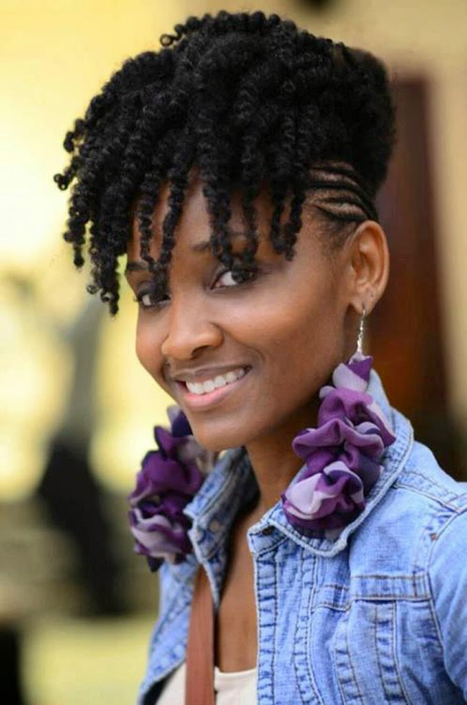 Incredible Top 39 Easy Braided Natural Hairstyles Hairstyles Gallery Hairstyle Inspiration Daily Dogsangcom