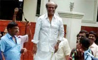 Superstar Rajinikanth's Surprise Presence