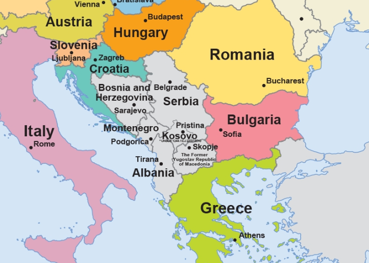 EUROPEAN UNION TO COMPLETE WESTERN BALKANS ENLARGEMENT By 2025
