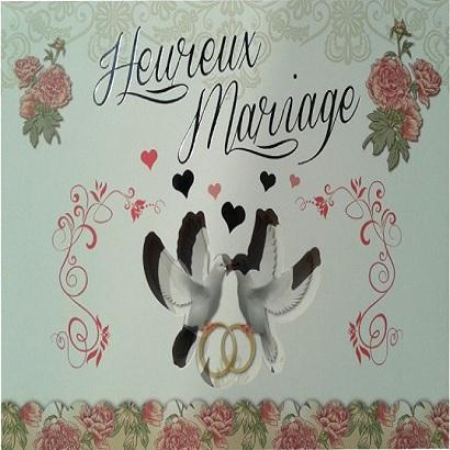 cartes d anniversaire de mariage 1 an