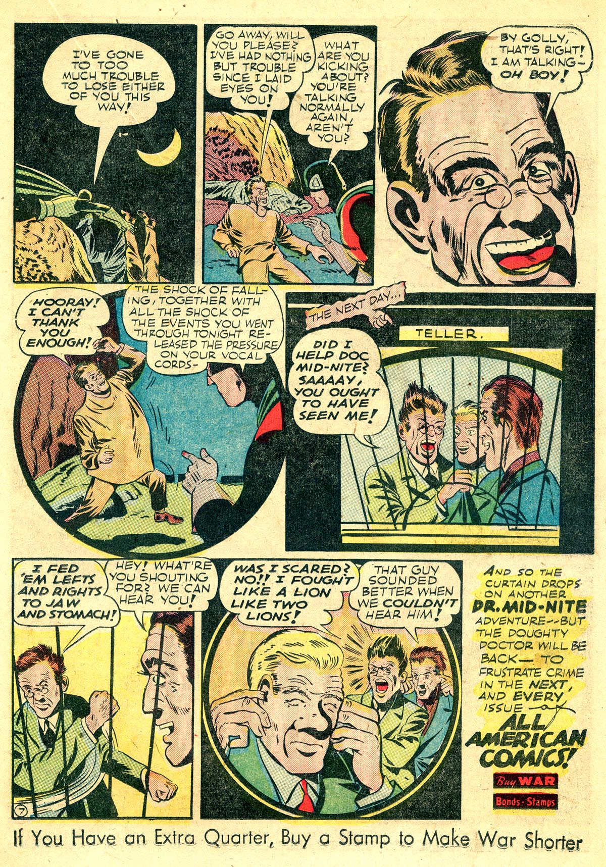 Read online All-American Comics (1939) comic -  Issue #60 - 33