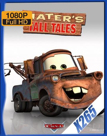 Cars Toon Maters Tall Tales [2010] [Latino] [1080P] [X265] [10Bits][ChrisHD]
