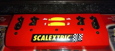 Pistas Scalextric: Recta de conexión Plus Ref. SP-02.060