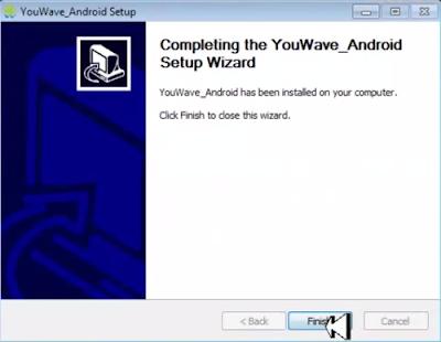 تحميل برنامج Youwave android 4.1.2 crack مع تفعيل