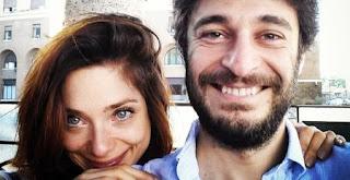 Lino Guanciale fidanzato con Antonietta Bello