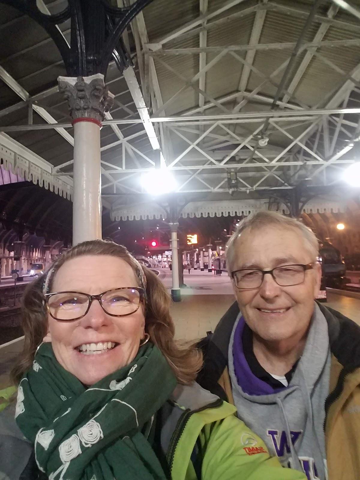Darryl and Cindy Cunningham: My Irish Eyes Are Smilin' - Ireland Day - 1