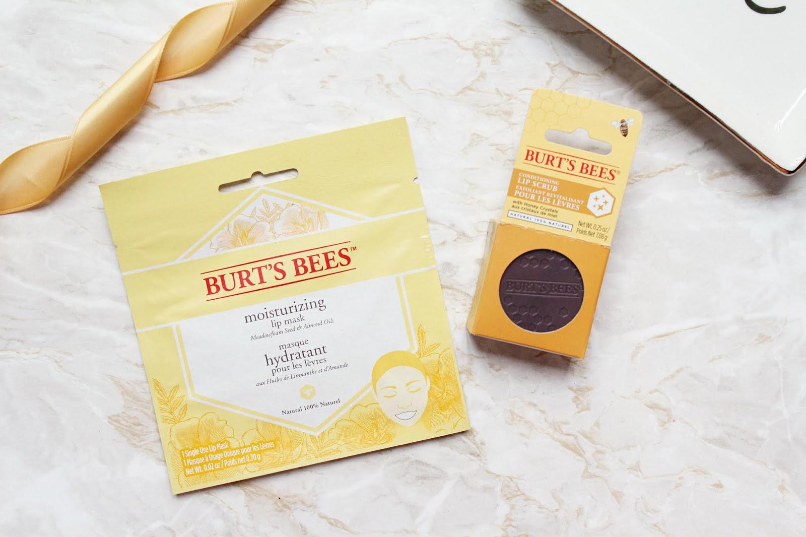 Burt's Bees Lip Prep Must Haves