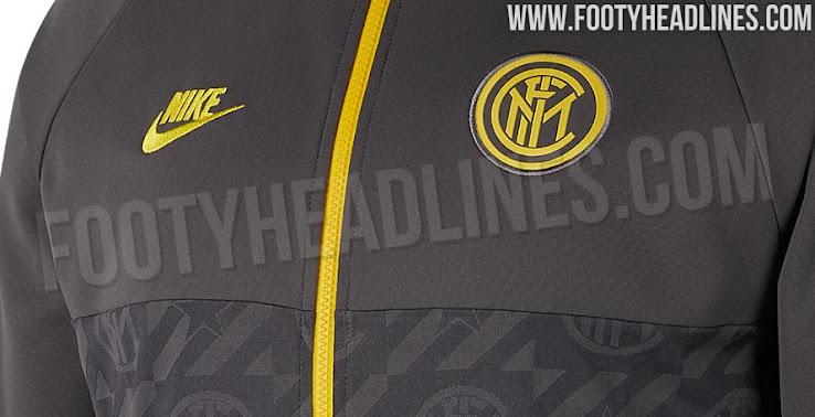 online retailer 5fc8e b0634 Third Kit Design Confirmed: Stunning Nike Inter Milan 19-20 ...