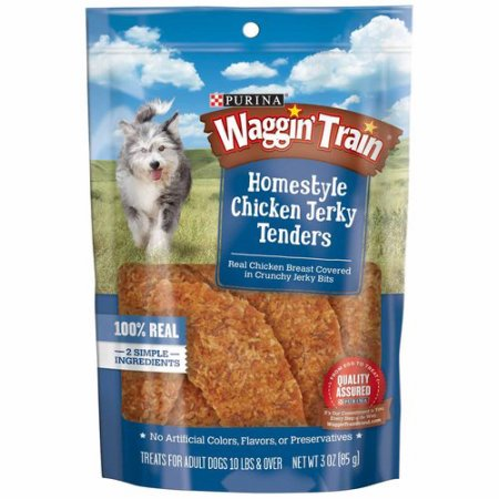 Dollar General Deals Waggin Train Dog Treats 1 Per Bag