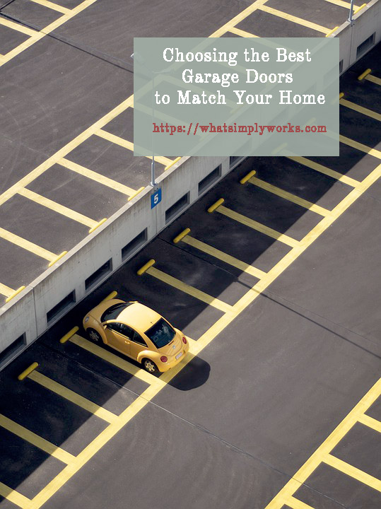 Most homeowners don't pay as much attention to the appearance of their garage as they would in any part of the house. But, replacing any other door in the house is quite easy compared to replacing a garage door. The garage itself may not require much aesthetic interest or maintenance but it's a different story when it comes to its door.