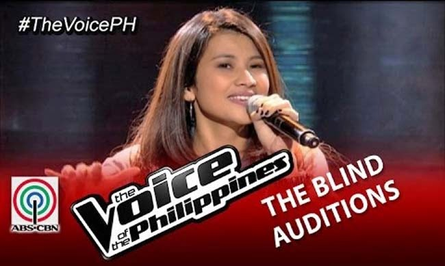 Suy Galvez Sings 'What a Wonderful World' on The Voice of the Philippines Season 2 Blind Audition
