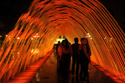 Circuito del Agua, Knowing Lima, Historical Center, Walking Lima