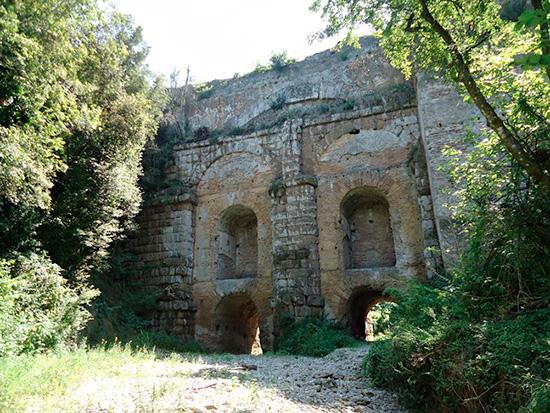 Acquedotto Acqua Marcia.Ponte Lupo Romanoimpero Com