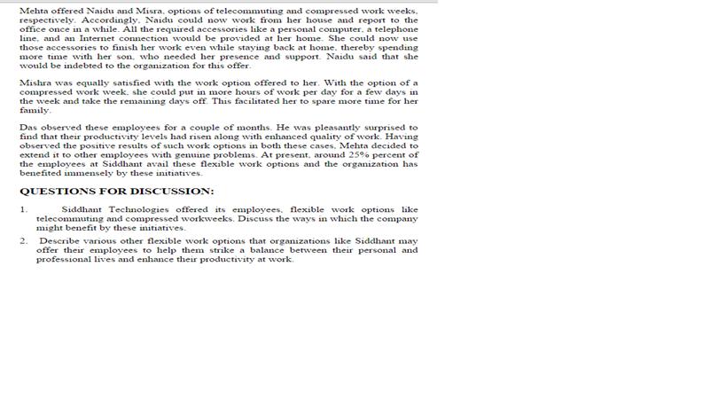 MBA Department, GIT, Belgaum: Ananya case study