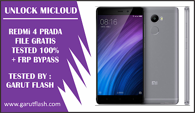 Unlock Mi Cloud Redmi 4 Prada Ram 2Gb Internal 16Gb Gratis Tested 100%