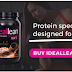 Build up your Muscles with Ideal Lean Protein