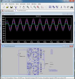 Screenshot 6 : LTspice XVII | Software Elektronika