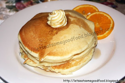 Buttermilk+Pancake - Visiting Bag of Beans Tagaytay | Restaurant Reviews