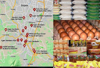 agen toko grosir barang kelontong di Bogor