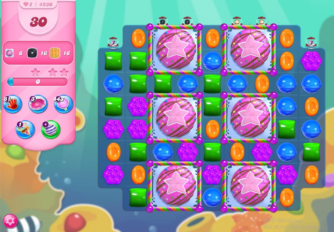 Candy Crush Saga level 4230