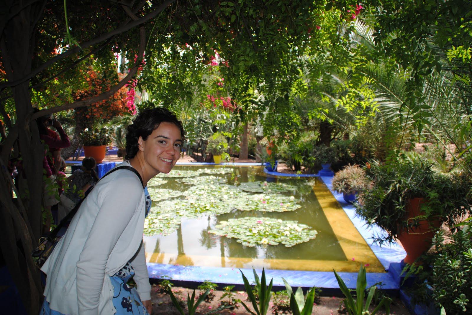 Intentalo Merece La Pena Jardin Majorelle Marrakech