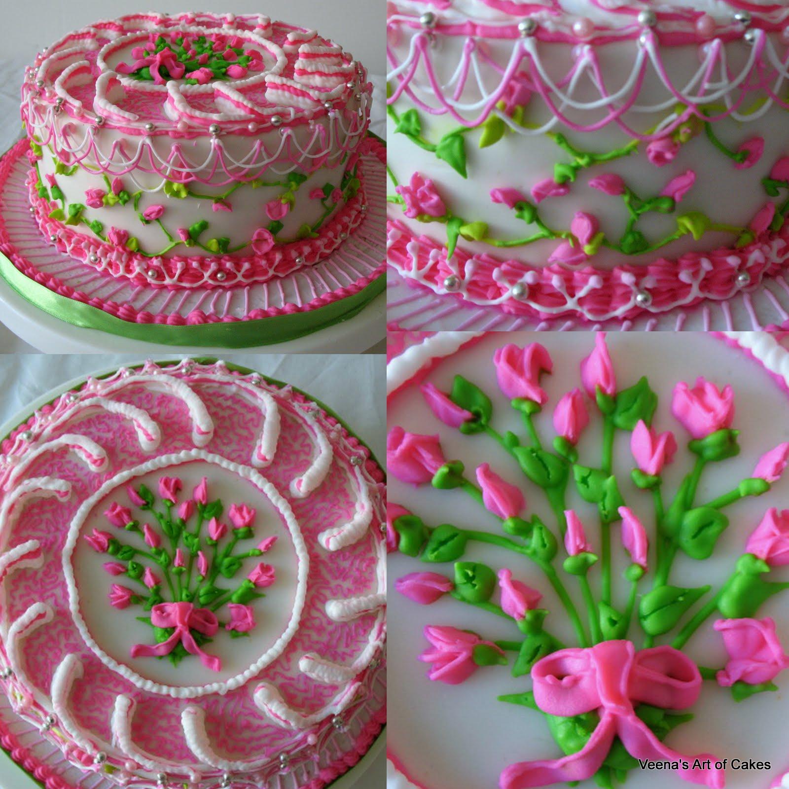 оформление тортов пошаговое фото дочь