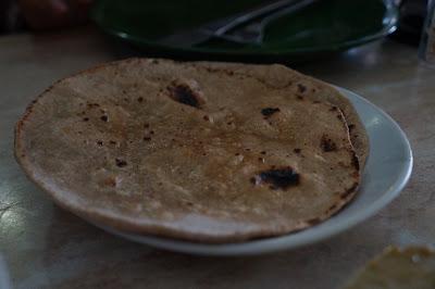 Paratha ala Restaurant Bread of Life