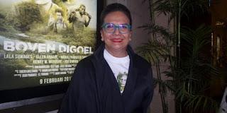 Obsesi Dan Impian Aktris Senior Christine Hakim Bukan Berperan Di Film Hollywood, Tapi Membuat Sekolah Seni Di Papua