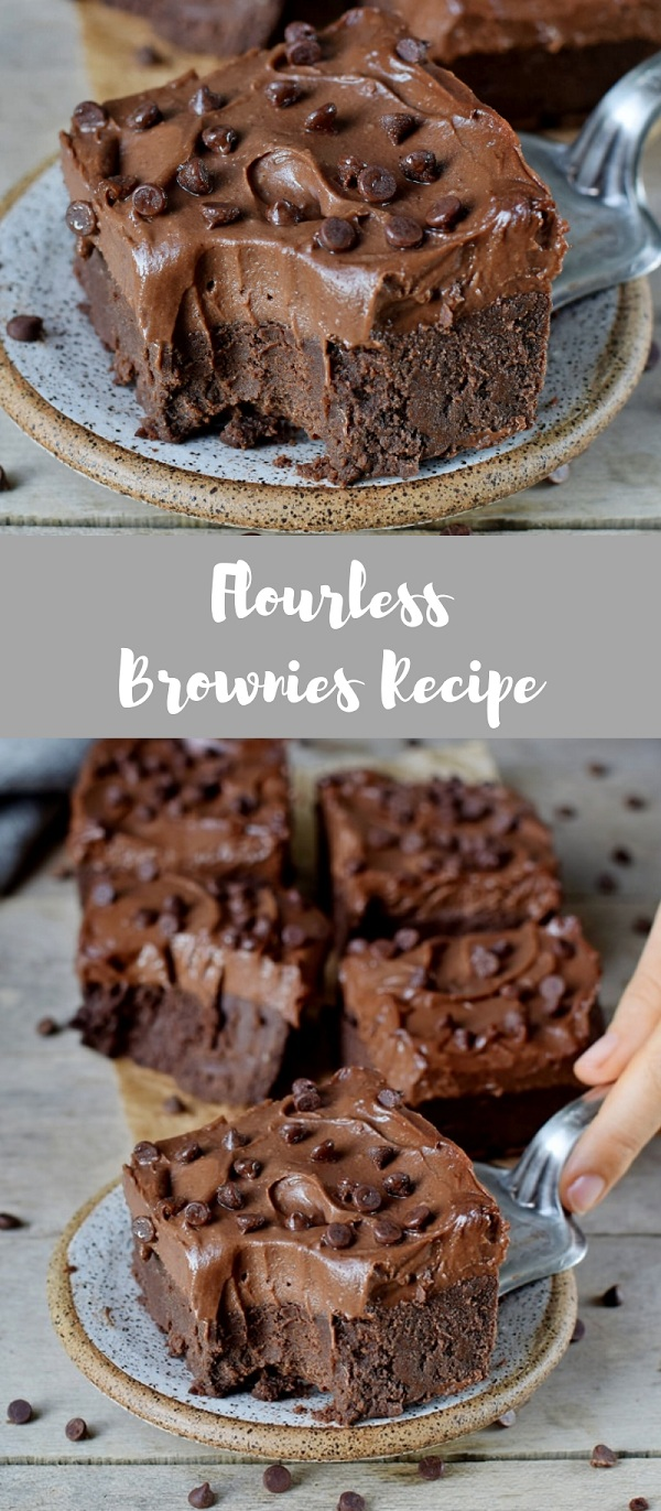 Flourless Brownies Recipe
