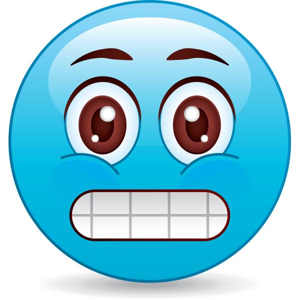 Angst Emoji