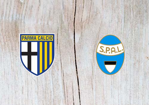Parma vs SPAL - Highlights 27 January 2019