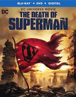 Baixar A Morte do Superman Dublado Torrent